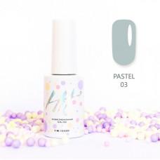 HIT gel Гель-лак №03 Pastel, 9 мл