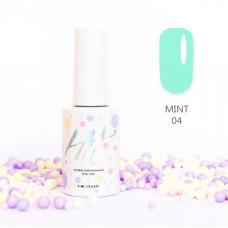 HIT gel Гель-лак №04 Mint, 9 мл