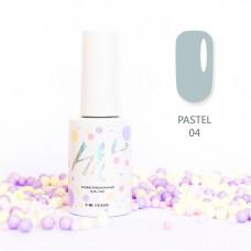 HIT gel Гель-лак №04 Pastel, 9 мл