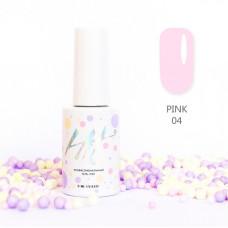 HIT gel Гель-лак №04 Pink, 9 мл